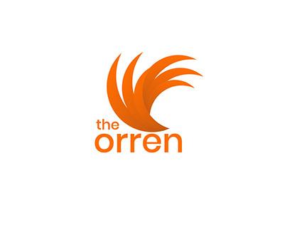 the orren presenntation template