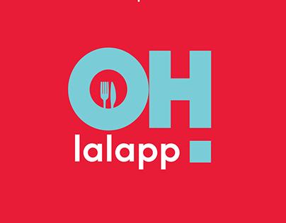 Identidad Visual Oh!lalapp