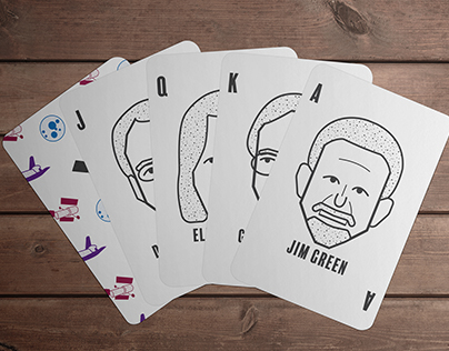 SPACE Deck of Cards