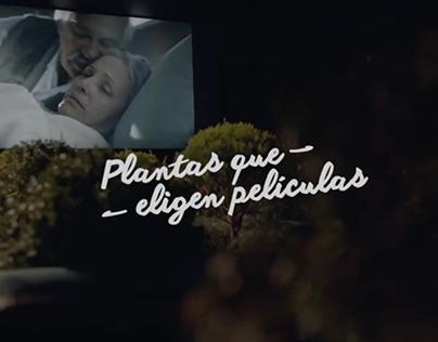 Caramel Films - Plantas que eligen películas