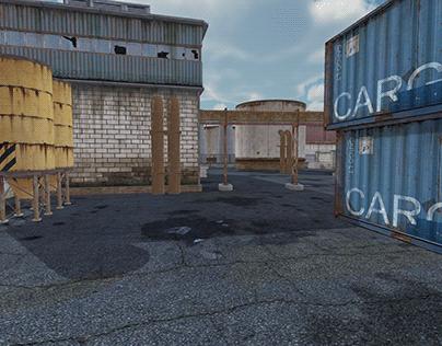Game Screenshot Design