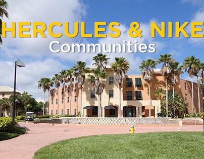 UCF Housing Tour Video - Hercules & Nike