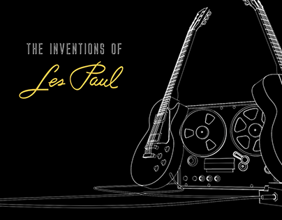 The Inventions of Les Paul