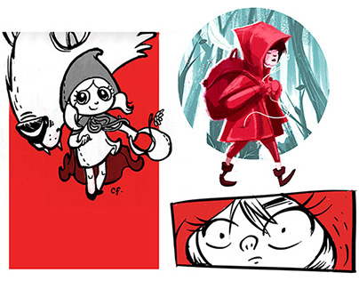 Little Red Riding Hood - Fusion