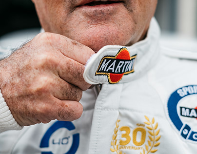 Portrait of Miki Biasion - DriveTastefully ISSUE02