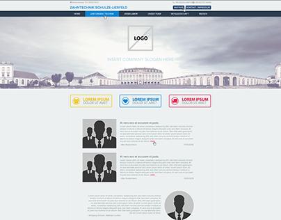Schulze Lierfeld Website Developments