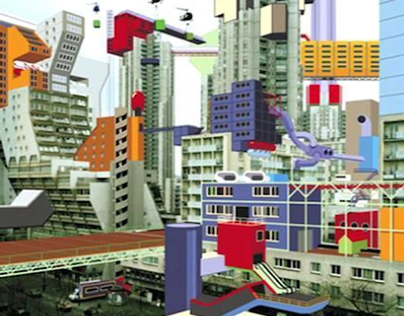 CC_Proyecto VIII, Urbano Ambiental_Archigram_ 20141