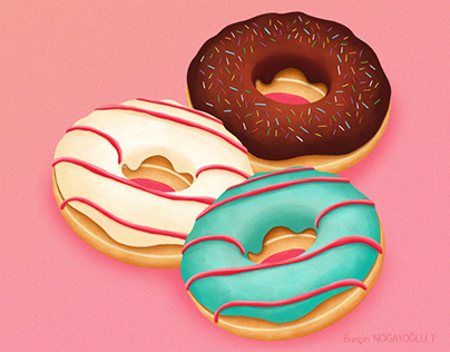 Donut Illustration