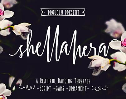 ShellaHera (Free Font)