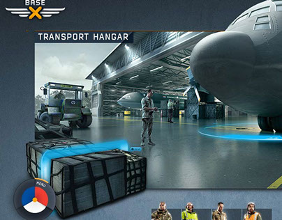 Animation for Loadmaster a serious game by RANJ