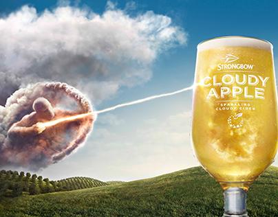 Strongbow Cloudy Apple - Aim High