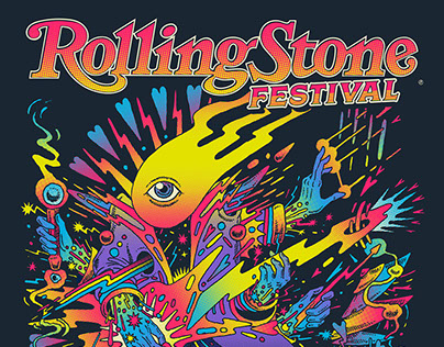 ROLLING STONE FESTIVAL • 1st EDITION •