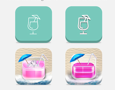 Obliviated Cocktail Drink Recipe iOS8 App