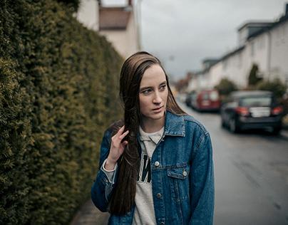urban shoot with Janina