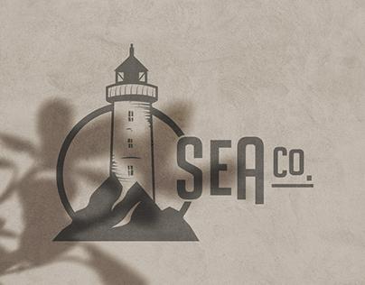 IDENTIDADE VISUAL - SEA CO. - 2020