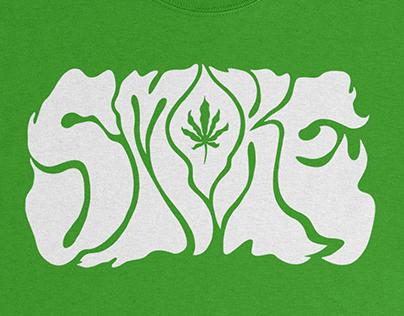 SMOKE - Band Logo