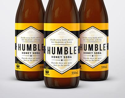 Humble Honey Soda