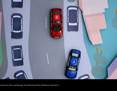 D&AD New Blood Entry 2016 | Parkift