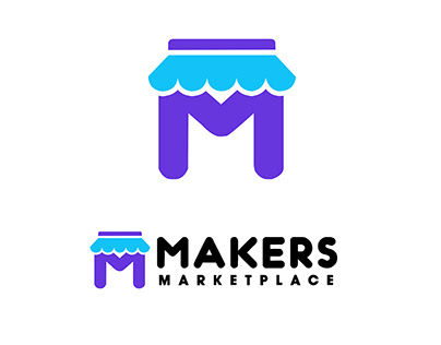 Maker's Marketplace Logo