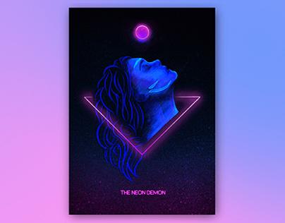 The Neon Demon   Film Poster