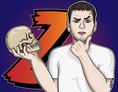 Twitch PFP - ZincoTv
