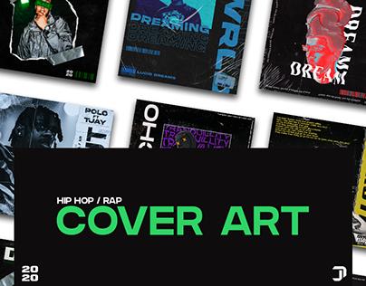 Hip Hop/Rap Cover Art.