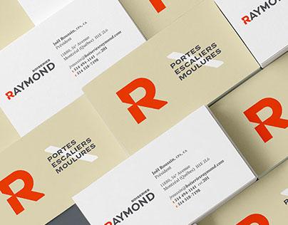 Raymond - Visual Identity