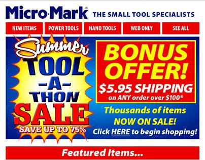 Micro-Mark - Design & Coding