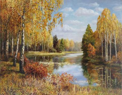 Nature & Landscape Paintings