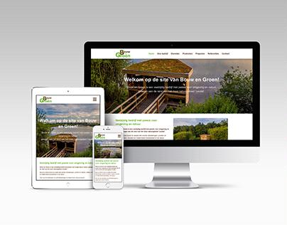 Website Bouw & Groen