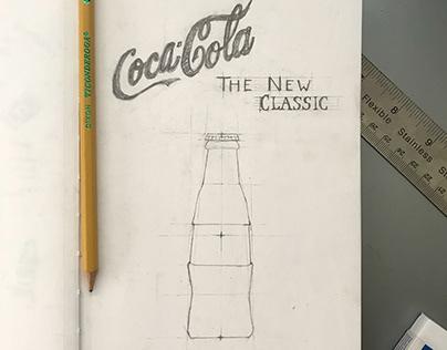 Coca-Cola Plastic Bottle