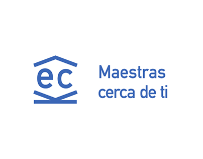 Educacion en casa logo design