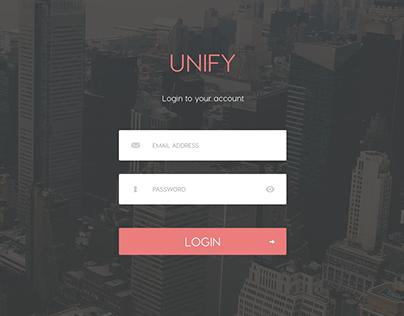 Unify Login