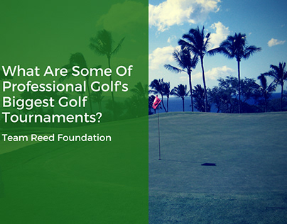 Biggest PGA Tour Golf Tournaments
