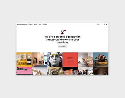 Mammafotogramma Website