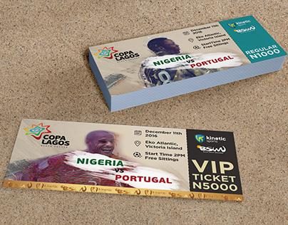 Copa Lagos 2017 Tickets