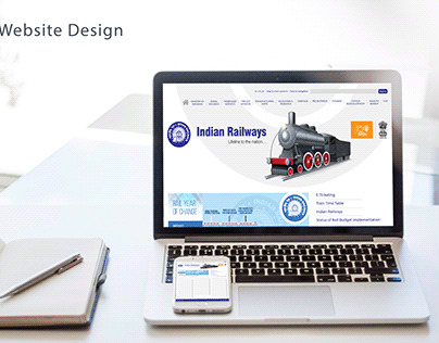 Indian Railway Website