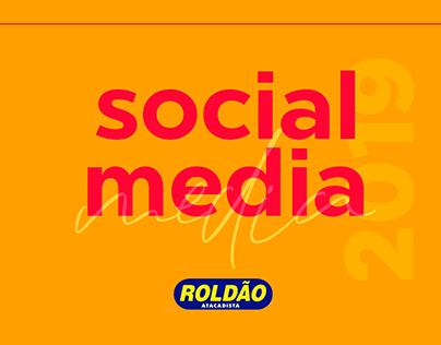 Social Media Roldão Atacadista
