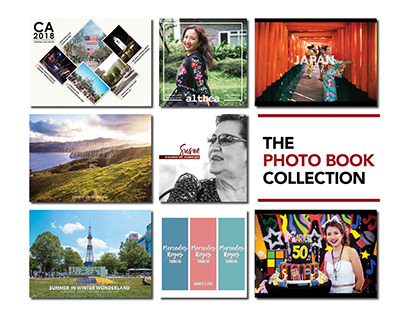 The Photo Book Collection