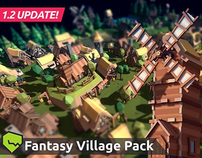Tarbo Fantasy Village - 1.2 UPDATE!