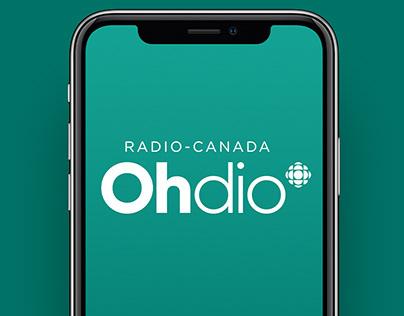 Campagne Radio-Canada OHdio