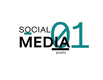 Social Media Posts 01