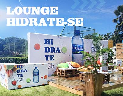 Lounge Hidrate-se — Indaiá