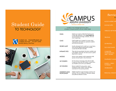 Student + Faculty Guides to Technology