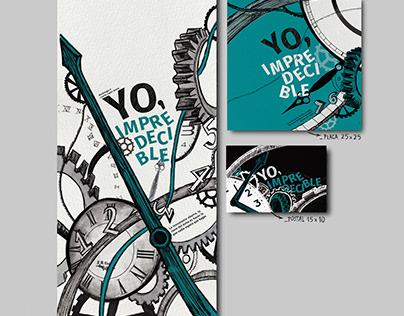 "Sistema ""YO IMPREDECIBLE""/ Morfología II / UADE"