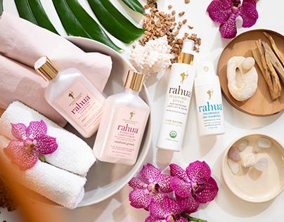 Rahua Beauty Still Life Product