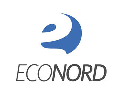 "Logo Design for ""EcoNord"" UK and Iceland"