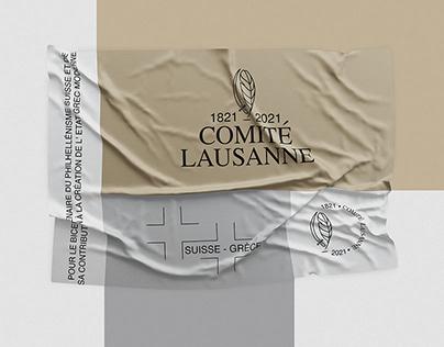 Comité Lausanne 1821-2021