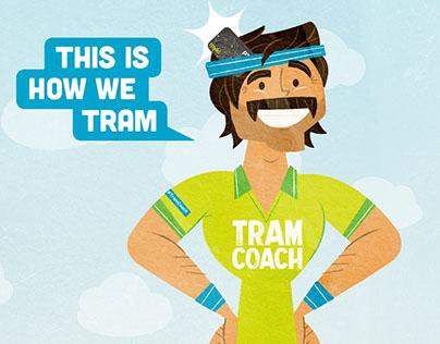 Public Transport Victoria - Tram Coach