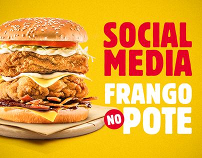 Social Media - Frango no Pote